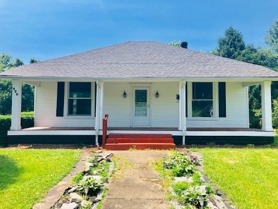 Vine Grove Single Family Home For Sale: 420 E Main Street
