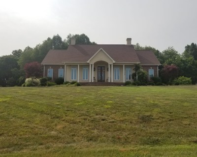 Campbellsville Single Family Home For Sale: 209 Smith Road