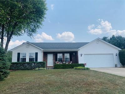 Elizabethtown Single Family Home For Sale: 196 Thousand Oaks Drive