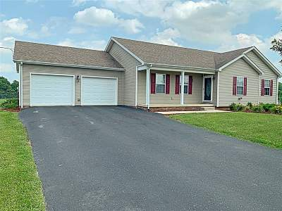 Campbellsville Single Family Home For Sale: 449 Hawk Landing