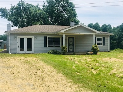 Meade County, Bullitt County, Hardin County Single Family Home For Sale: 485 Eastview Road