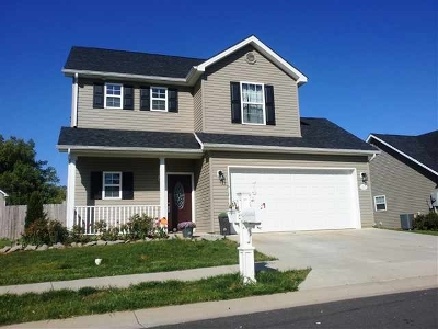 Radcliff KY Single Family Home For Sale: $149,500