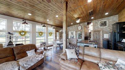 Irvington Single Family Home For Sale: 650 Seven Oaks
