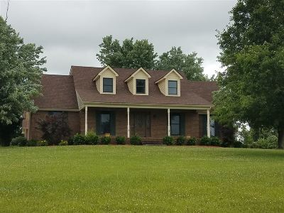 Breckinridge County Single Family Home For Sale: 3330 E Highway 86