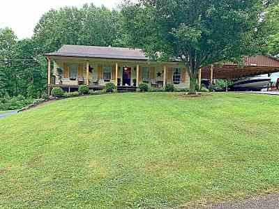 Campbellsville Single Family Home For Sale: 382 Salem Church Road