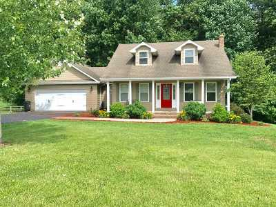 Campbellsville Single Family Home For Sale: 358 Pembroke Way