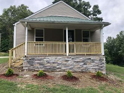 Hodgenville Single Family Home For Sale: 1360 White City Road