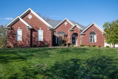 Elizabethtown Single Family Home For Sale: 704 Foxfire Road