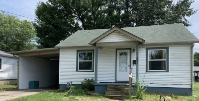 Hodgenville Single Family Home For Sale: 528 E Maple Avenue