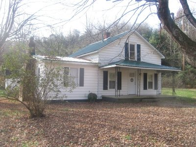 Campbellsville Single Family Home For Sale: 1051/1061 Sportsman Lake Road