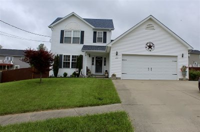 Vine Grove Single Family Home For Sale: 707 Slippery Rock Court