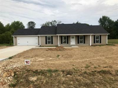 Elizabethtown Single Family Home For Sale: lot 1 Rebecca Ann Court