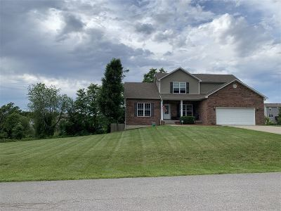 Rineyville Single Family Home For Sale: 128 Ben Court