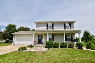 Elizabethtown Single Family Home For Sale: 610 Princeton Drive