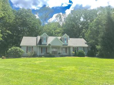 Campbellsville Single Family Home For Sale: 1080 Milder Creek Road