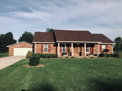 Bardstown Single Family Home For Sale: 2784 Poplar Flat Road