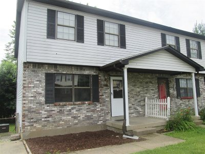 Radcliff KY Single Family Home For Sale: $78,000