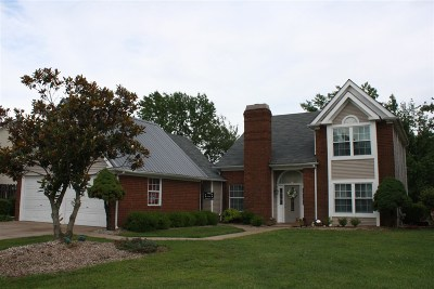 Meade County, Bullitt County, Hardin County Single Family Home For Sale: 507 Sunningdale Way