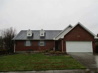 Elizabethtown KY Single Family Home For Sale: $165,000