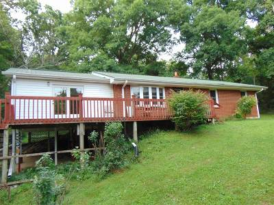Hart County Single Family Home For Sale: 2615 Aetna Furnace Road
