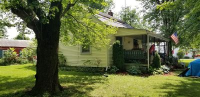 Hodgenville Single Family Home For Sale: 1739 Bardstown Road