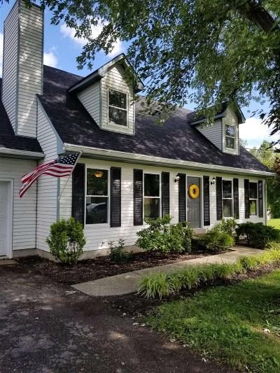 Elizabethtown KY Single Family Home For Sale: $220,000