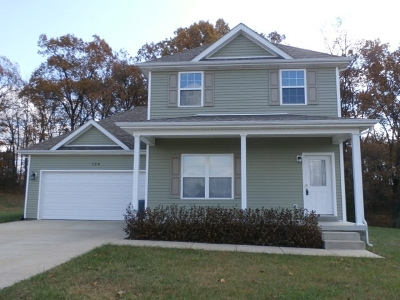 Vine Grove Single Family Home For Sale: 124 Lowball Lane