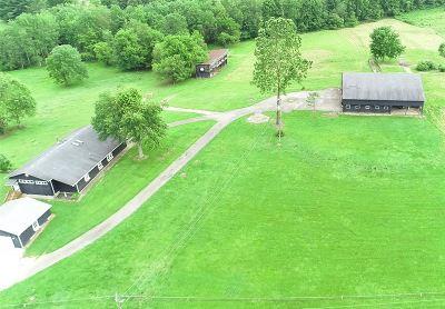 Glendale Single Family Home For Sale: 712 W Rhudes Creek Road