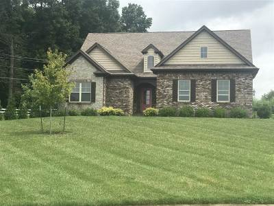 Elizabethtown Single Family Home For Sale: 110 Whispering Birch Court