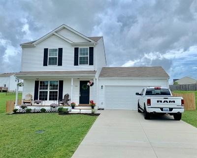 Elizabethtown KY Single Family Home For Sale: $172,200