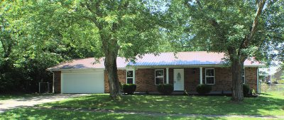 Radcliff  Single Family Home For Sale: 1153 Lee Street