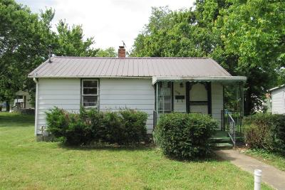Elizabethtown Single Family Home For Sale: 124 Nicholas Street