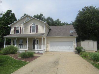Elizabethtown Single Family Home For Sale: 226 Hannah Court