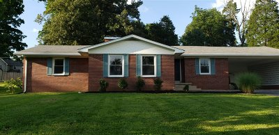 Elizabethtown Single Family Home For Sale: 303 Edgewood Avenue