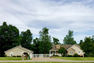 Falls Of Rough Single Family Home For Sale: 946 Patriots Landing Lane