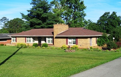 Campbellsville Single Family Home For Sale: 1393 Old Lebanon Road