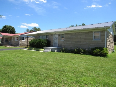 Breckinridge County Single Family Home For Sale: 112 W 6th Street