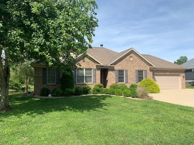 Elizabethtown Single Family Home For Sale: 564 Charlemagne Boulevard