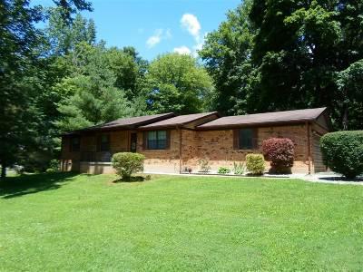 Elizabethtown Single Family Home For Sale: 1012 Partridge Way