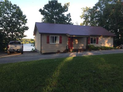 Grayson County Single Family Home For Sale: 250 Fentrell Lookout