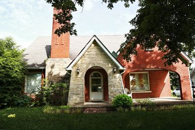 Campbellsville Single Family Home For Sale: 409 S Columbia Avenue