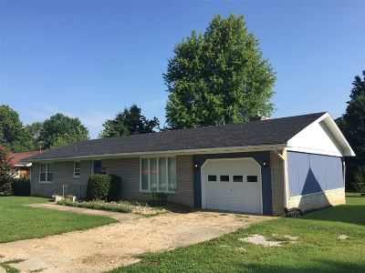 Hodgenville Single Family Home For Sale: 345 W Maple Avenue