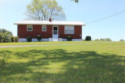 Hart County Single Family Home For Sale: 1565 Cub Run Highway