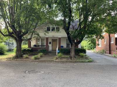 Campbellsville Single Family Home For Sale: 212 Bell Avenue