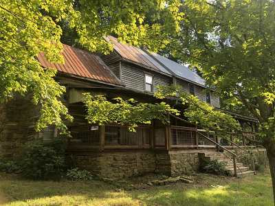Meade County Single Family Home For Sale: 1515 Morgan Road