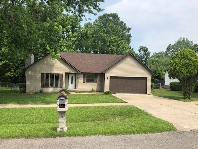 Radcliff Single Family Home For Sale: 162 Meadowlake Drive