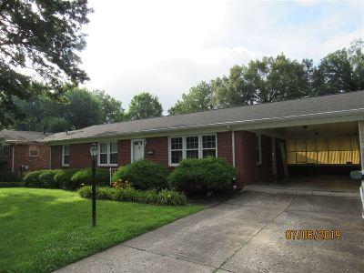 Elizabethtown Single Family Home For Sale: 204 Deepwood Drive