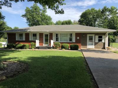 Radcliff Single Family Home For Sale: 1119 Crocus Drive