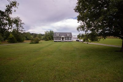 Grayson County Single Family Home For Sale: 1023 Byrtle Grove Road