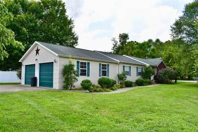 Glendale Single Family Home For Sale: 245 W Railroad Avenue